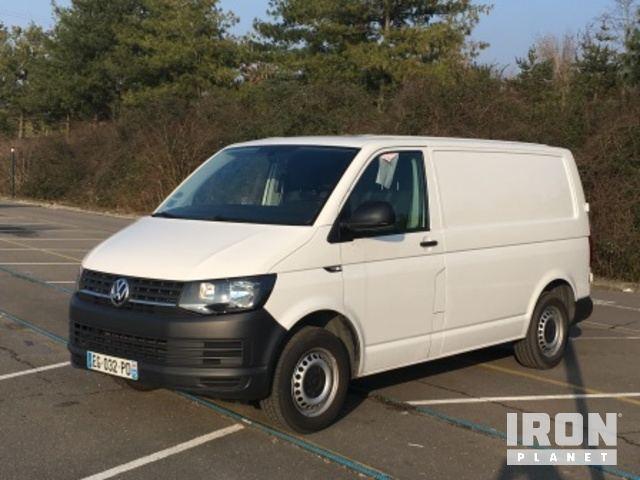 2016 Volkswagen Transporter T6 140ch In Valenton Ile De France
