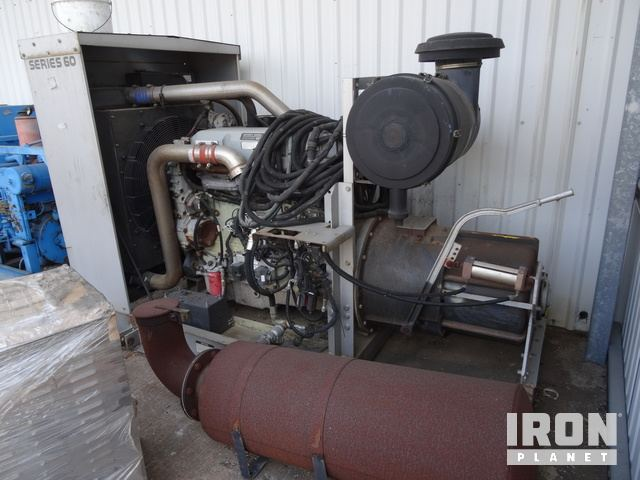 Detroit Diesel Series 60 Engine in Houston, Texas, United