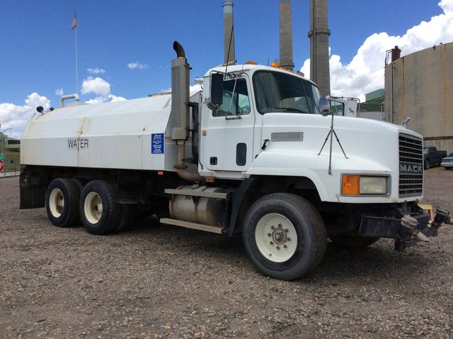 Water Trucks For Sale in Colorado| IronPlanet