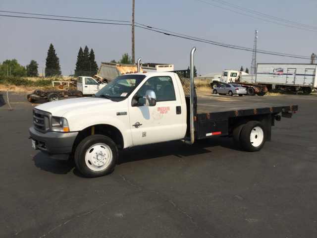 Flatbed Truck For Sale >> Ford Flatbed Trucks Medium Duty For Sale Ironplanet