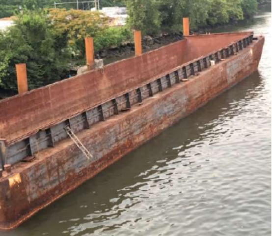 Barges For Sale   IronPlanet