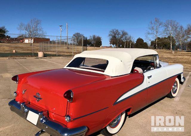 1955 Oldsmobile Super 88 Convertible in Stillwater, Oklahoma