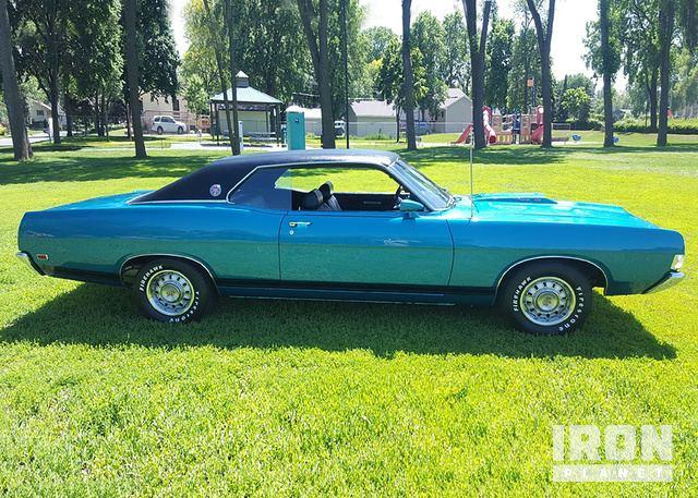 1969 Ford Torino in Horton, Kansas, United States
