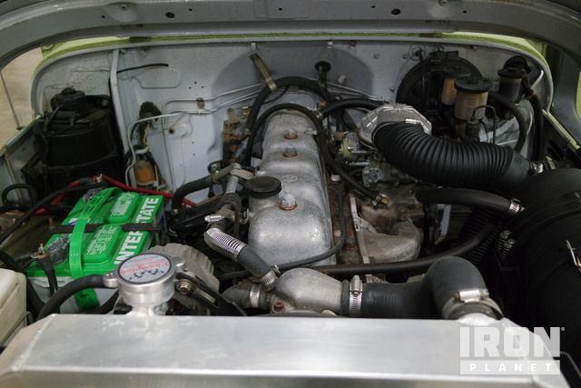 1977 Toyota FJ40 in Sachse, Texas, United States (IronPlanet