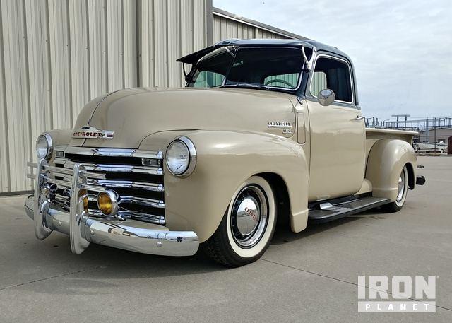 1950 Chevrolet 3100 Pickup in Kansas City, Missouri, United States