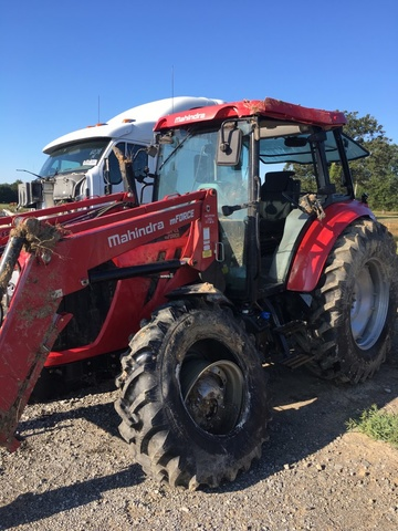 Agricultural Tractors For Sale in Auctions| SalvageSale