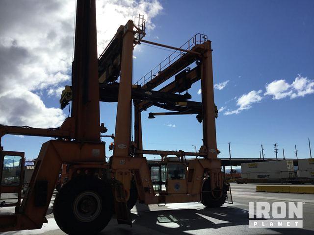 Taylor RTGP-9040 Gantry Crane in San Bernardino, California