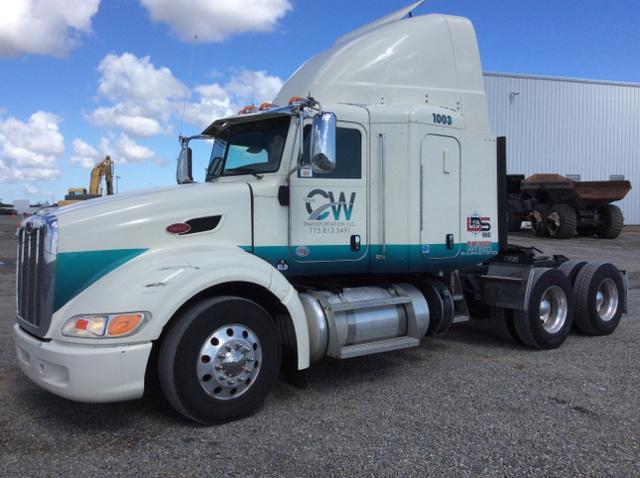 Peterbilt T/A Sleeper Truck Tractor For Sale | IronPlanet