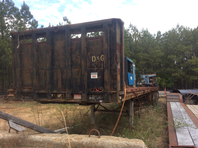 Flatbed Trailers For Sale   IronPlanet