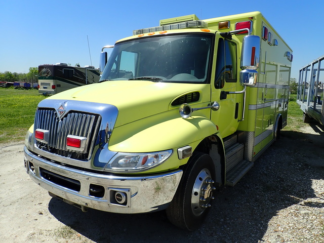 Ambulance For Sale | IronPlanet