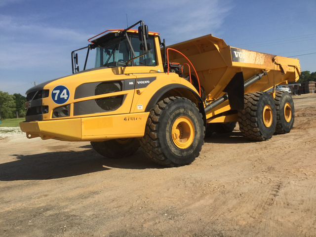 Articulated Dump Trucks For Sale | IronPlanet