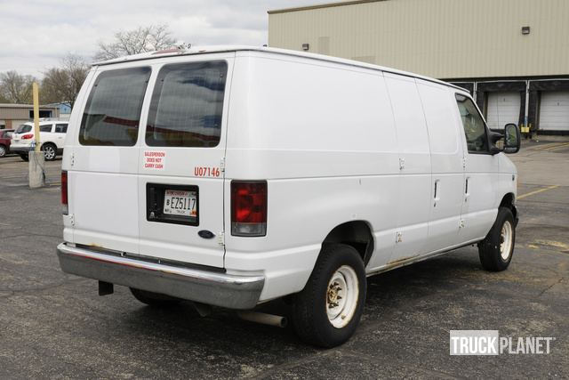 2007 Ford E150 Cargo Van in Madison, Wisconsin, United