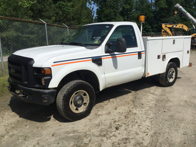 Service Utility Trucks For Sale Ironplanet