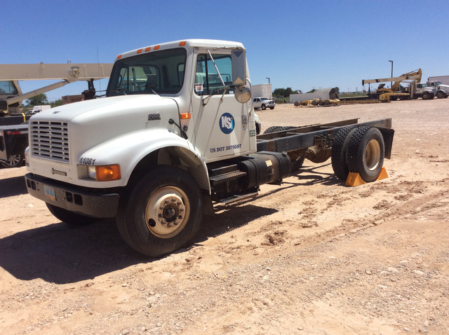 Cab Chassis Trucks For Sale Ironplanet
