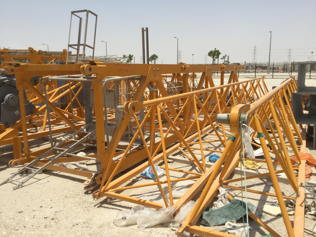 Tower Cranes For Sale | IronPlanet