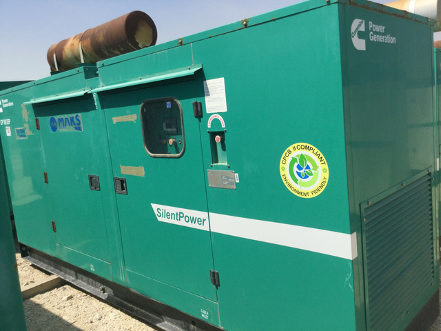 Cummins Generator Sets For Sale | IronPlanet