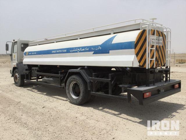 2015 Ashok Leyland 1518 4x2 Water Truck in Doha, Qatar (IronPlanet