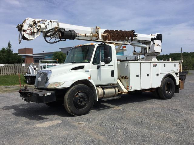 Digger Derrick Trucks For Sale   IronPlanet