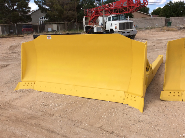 Crawler Tractor Attachments Dozer Blade For Sale | IronPlanet