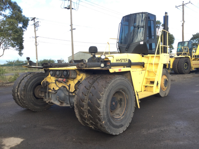Hyster Forklifts For Sale | IronPlanet
