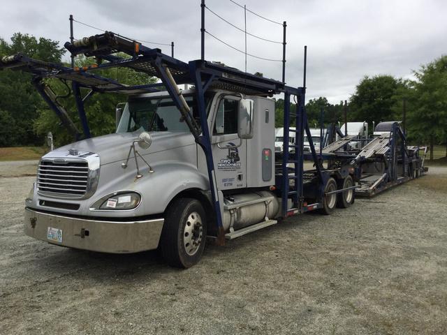 Freightliner Car Carrier Trucks For Sale   IronPlanet