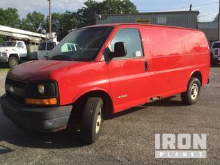 Cargo Van For Sale   IronPlanet
