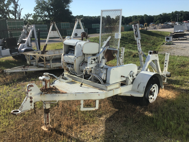 Reel Trailers For Sale   IronPlanet