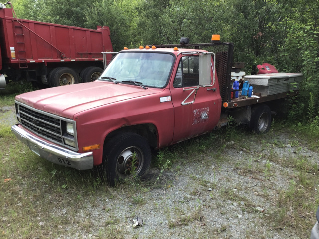 Chevrolet Flatbed Trucks For Sale | IronPlanet