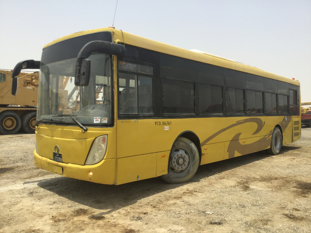 Buses For Sale | IronPlanet