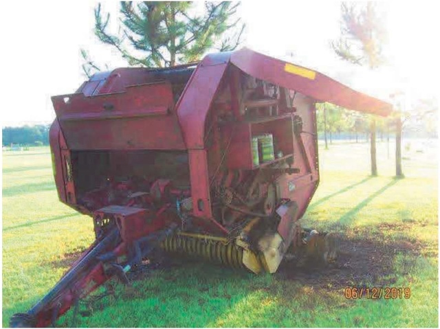 Round Baler For Sale | IronPlanet