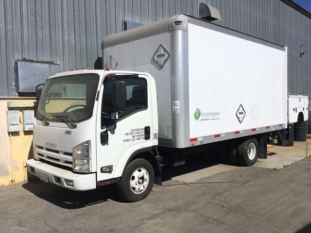 2007 Isuzu FVR Cargo Truck