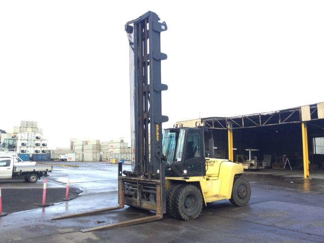 Hyster Forklifts For Sale   GovPlanet