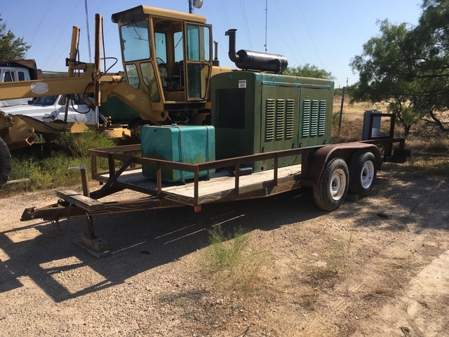 Generator Sets For Sale in Texas| IronPlanet