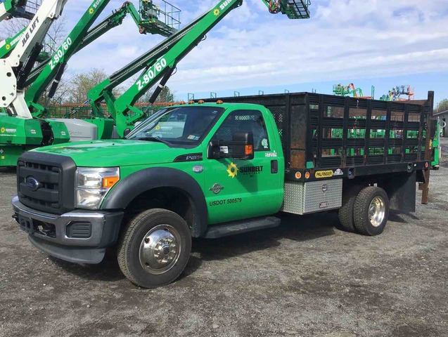 Ford Flatbed Trucks For Sale Ironplanet