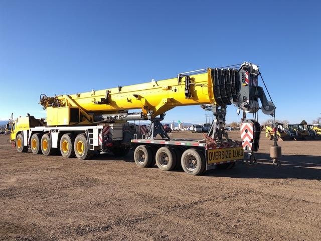 Grove GMK5200-1, Tower Cranes, Construction Equipment