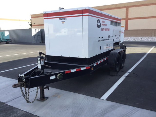 Generator sets for sale in united states ironplanet 2013 unverified cummins c200d6r gen set sciox Choice Image
