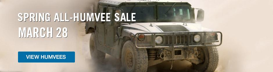 All-Humvee Auction