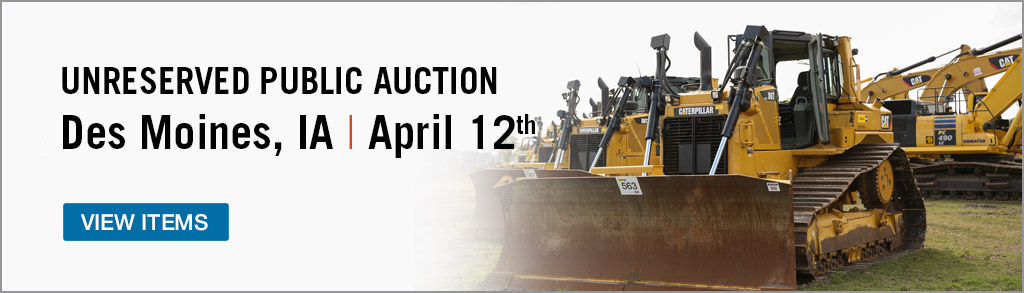 Unreserved Public Auction | 13 March, 2017 | Las Vegas, Nevada