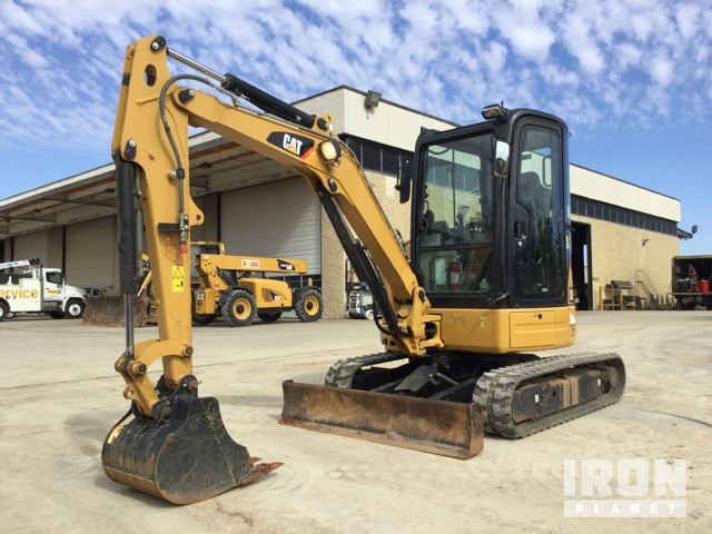 Mini Excavator 66t For Sale Ironplanet