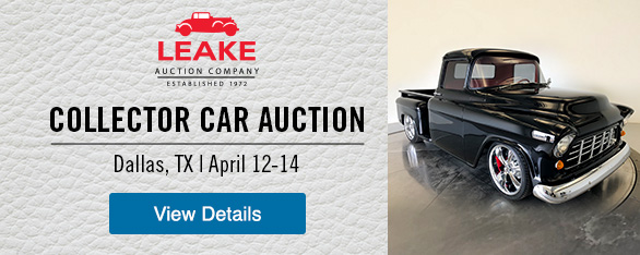 Leake classic car Auction