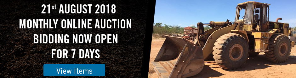 IronPlanet Monthly Online Auction - 21 August 2018 - View Items