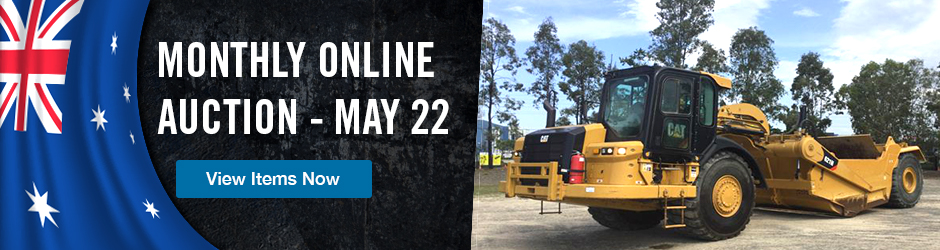 IronPlanet Monthly Online Auction 22 May 2018 View Items
