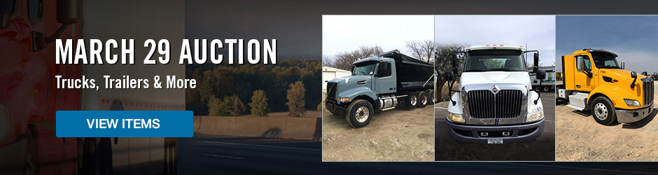 March 29 Trucks For Sale