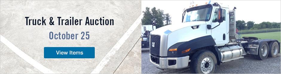 truck and trailer auctions