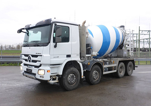 mixer trucks for sale