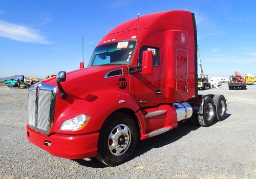 fleetlocator sleeper trucks for sale