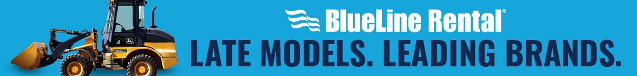 BlueLine Rental equipment for sale